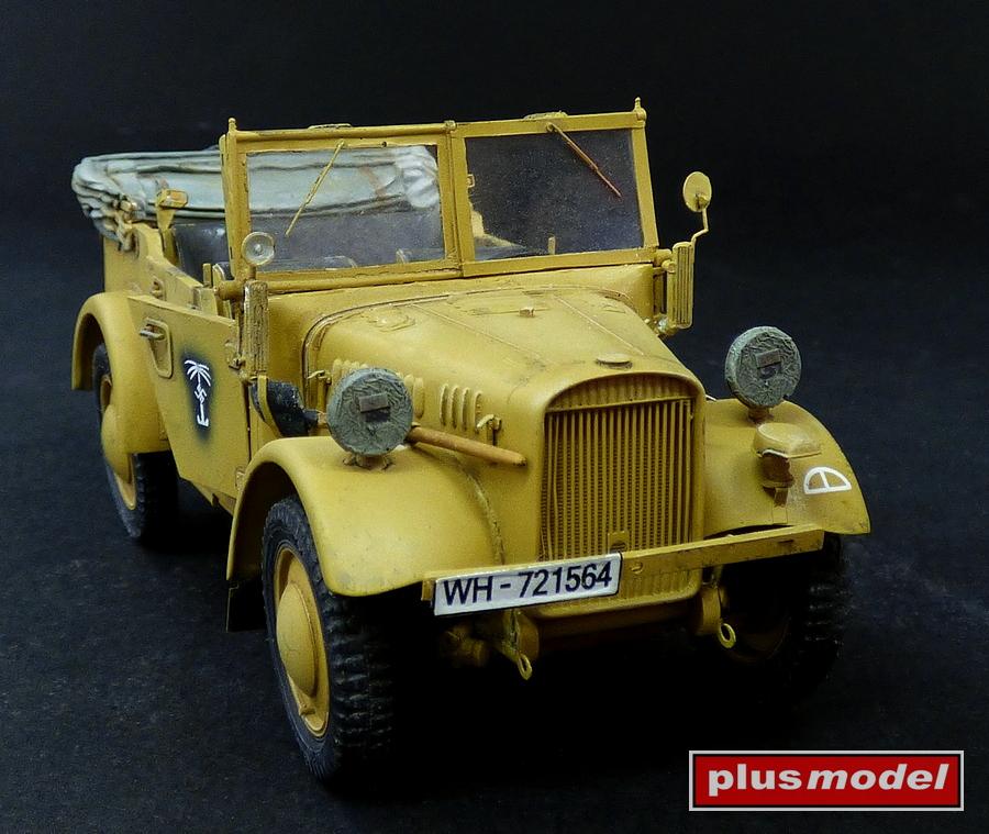 Německý lehký vůz Kfz.1-2