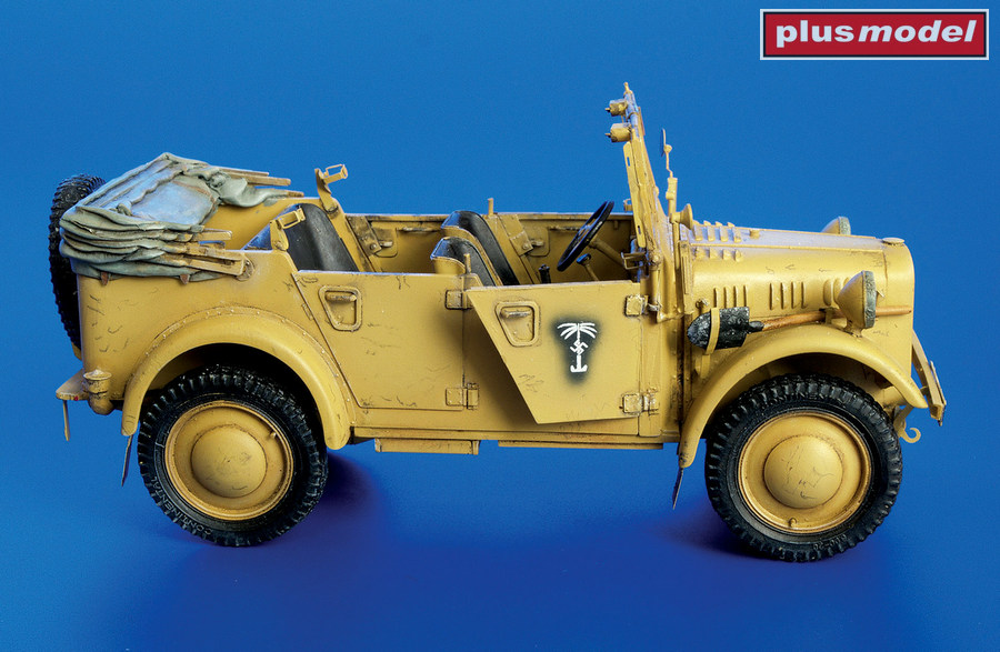 Německý lehký vůz Kfz.1-3