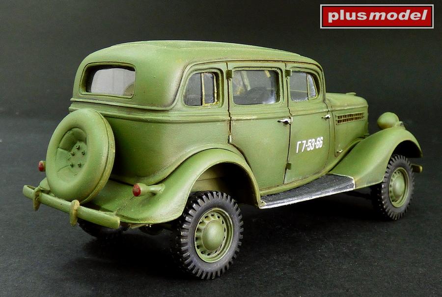 GAZ 61-73 4x4-2