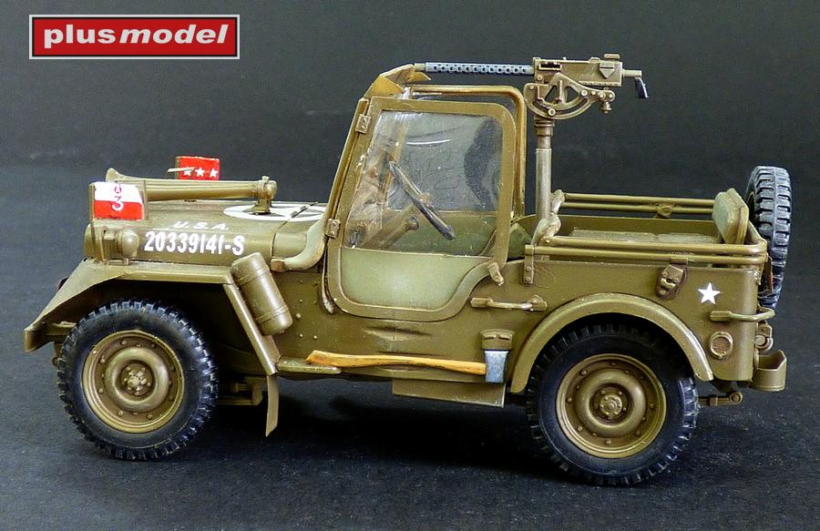 Pattonův Jeep-1