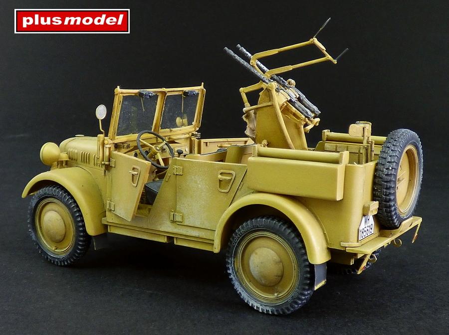 Stöewer Kfz.4 AA vůz-1