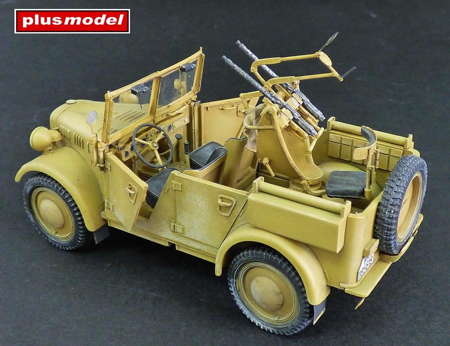 Stöewer Kfz.4 AA vůz-2