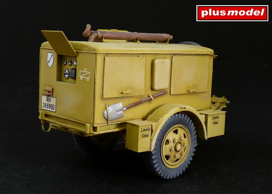 Německý těžký generátor -3