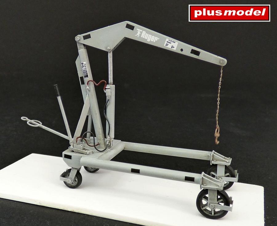 Jeřáb Ruger H-3D -1