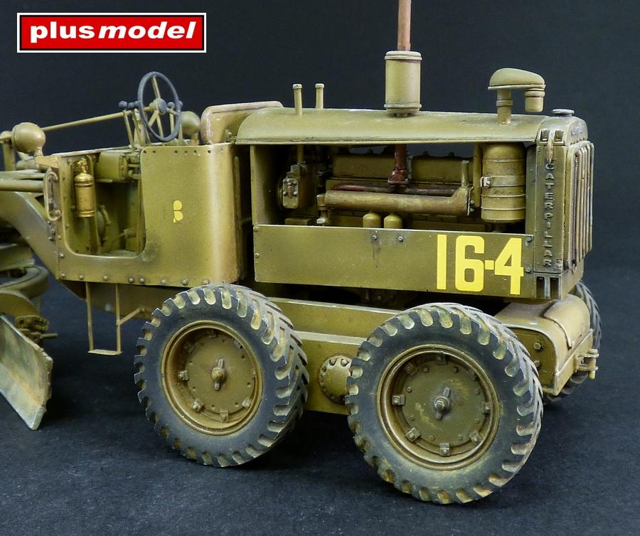 U.S.Motor Grader-2