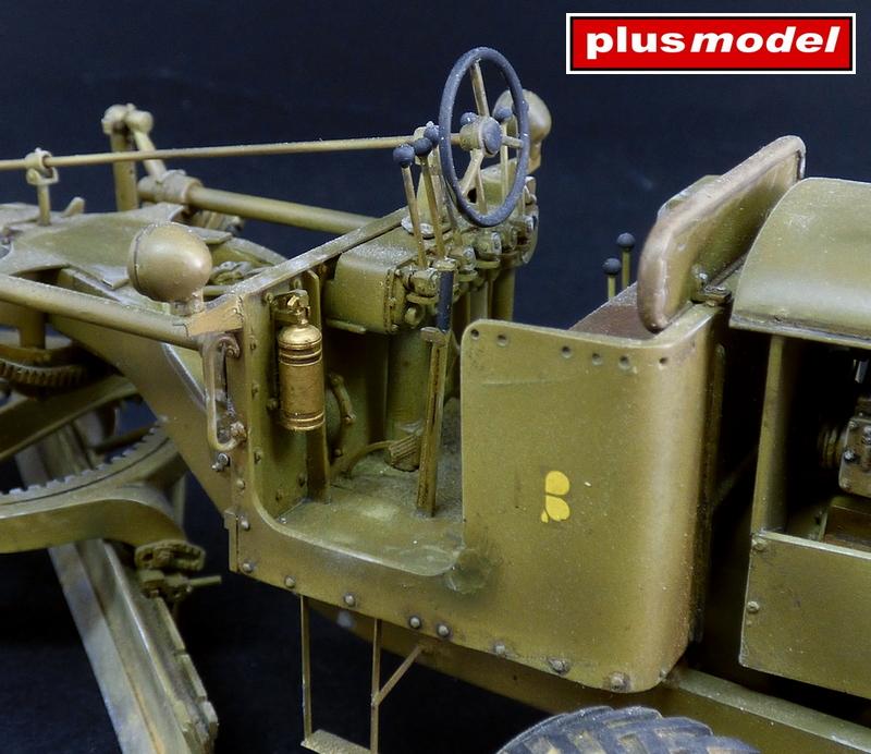 U.S.Motor Grader-3