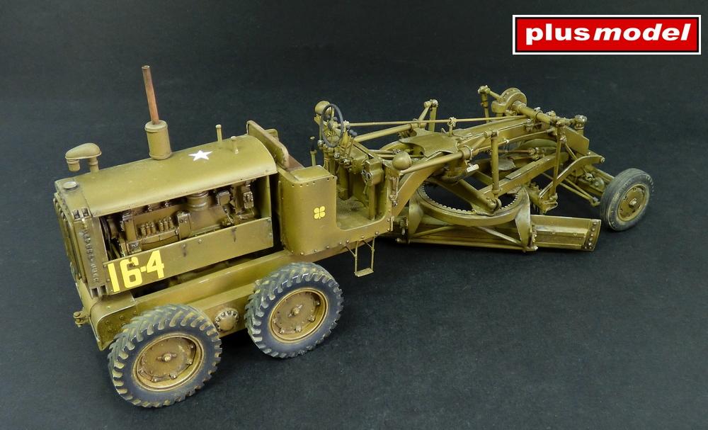 U.S.Motor Grader-4