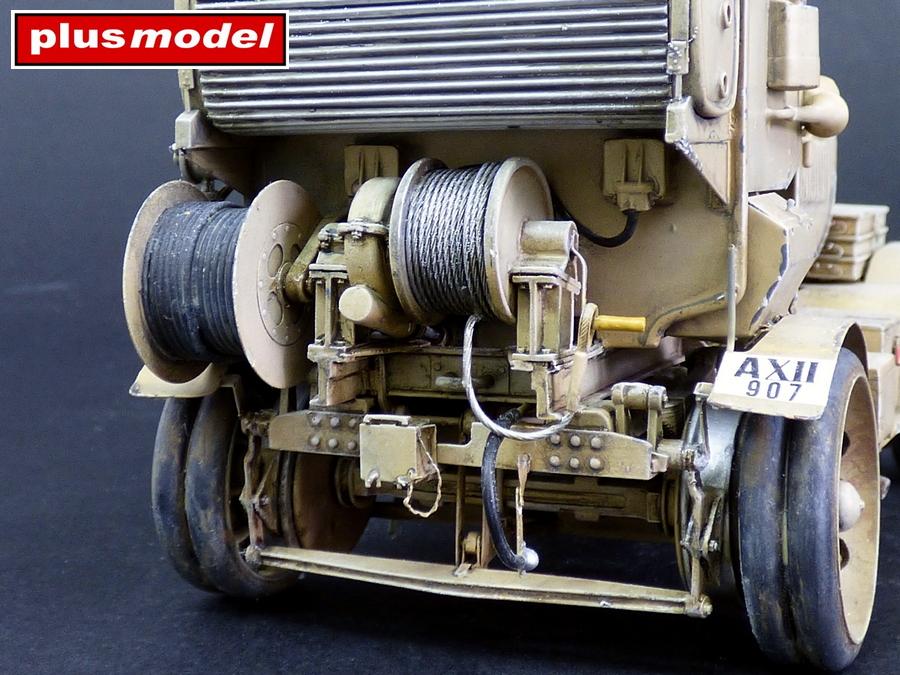 Artilleriegeneratorwagen M-16-3