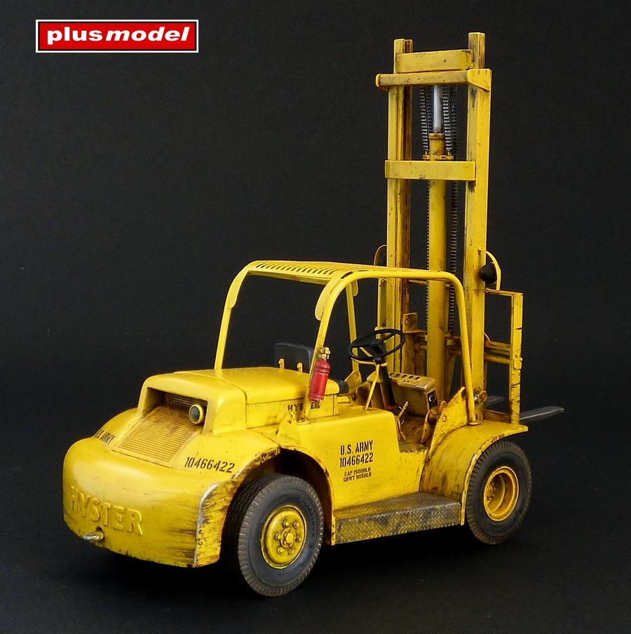 Americký vysokozdvižný vozík-2