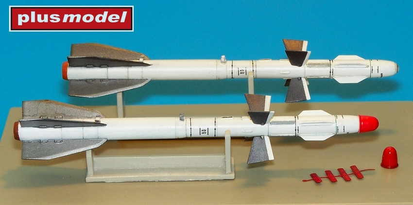 Ruská raketa R-27ET AA Alamo D-1