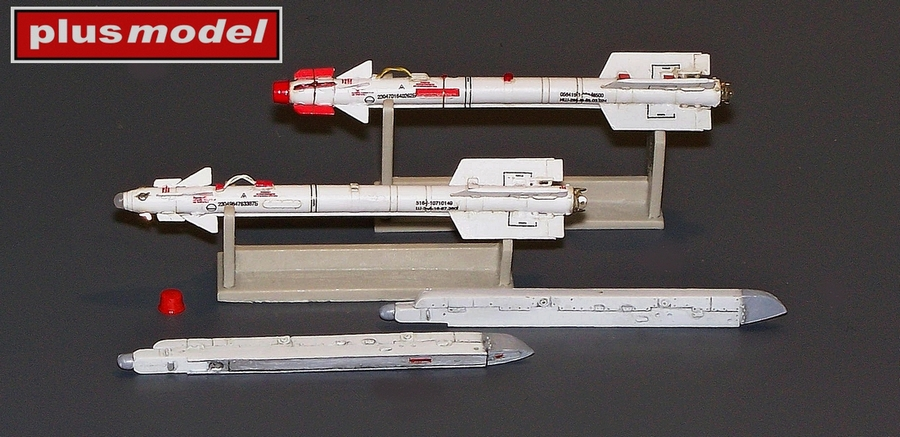 Ruská raketa R-73 AA-11 Archer-1
