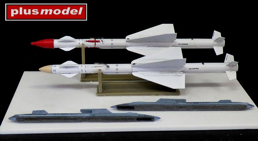 Ruská raketa R-24 R Apex-1