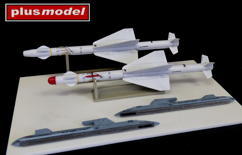 Ruská raketa R-24 T Apex-1