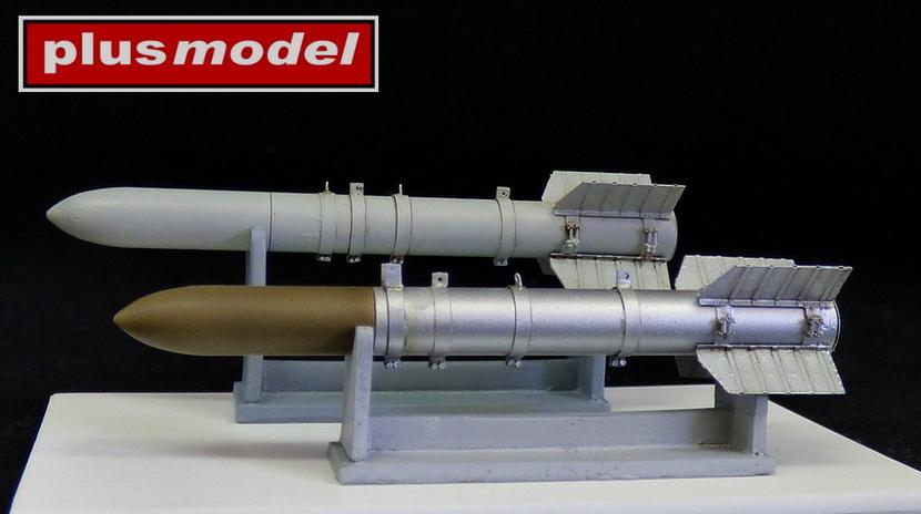 Raketa Tiny Tim - dlouhá-1