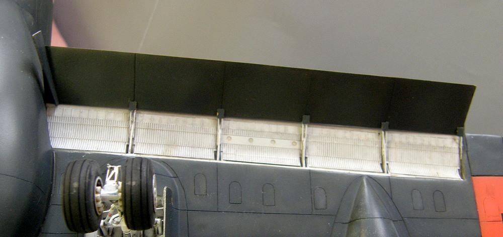 Vztlakové klapky pro EC-121 Warning Star -1