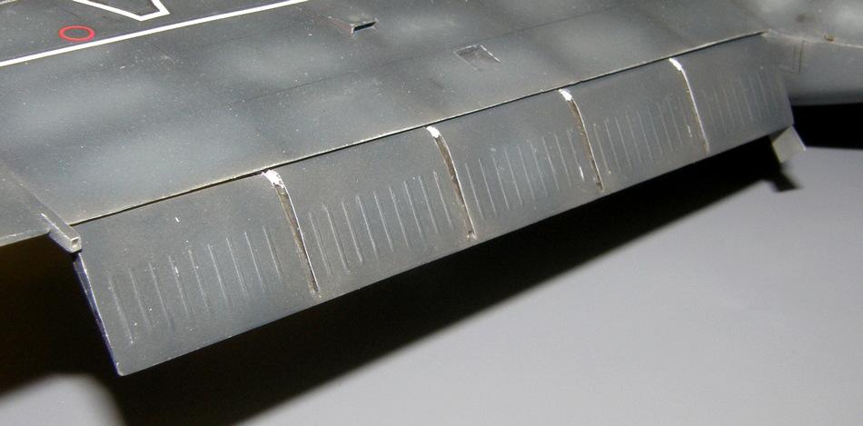 Vztlakové klapky pro EC-121 Warning Star -2
