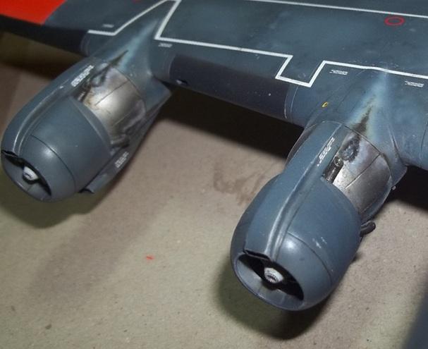 Motorový set pro EC-121 Warning Star -1