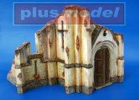 Ruiny kostela