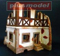German framed house