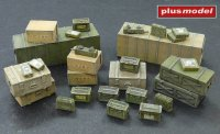 Ammunition Transportational Containers,Allies-WWII.