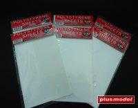 Plastikové destičky 1,5 mm