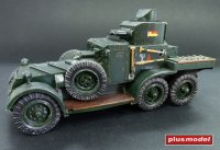 Lanchester Mk.II Armoured car