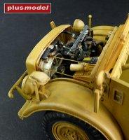 Horch 1a - motorový set