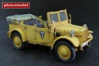Německý lehký vůz Kfz.1