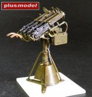 Kulomet Maxim - čtyřče