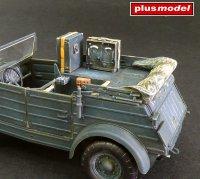 Kübelwagen radio car Kfz.2