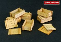 Dřevěné bedny I
