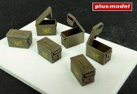 U.S. muniční bedny ráže 5,56