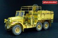British artillery tractor CDSW 30-CWT