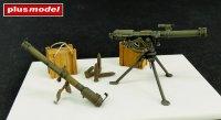 U.S. recoilless rifle M-18 57 mm