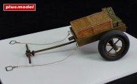 U.S. handcart M3A4