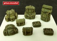 U.S. rucksacks WWII