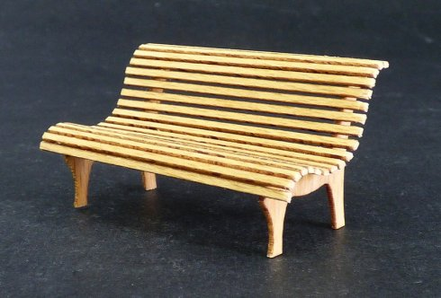 Spa benches