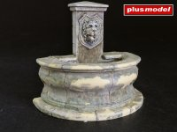 Round fountain