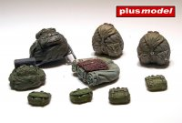 Německé batohy WW II