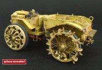 Gun tractor Pavesi P4-100 model 30A