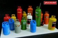 Gas bottles-big