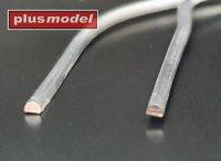 Lead wire halfround 0,6 mm