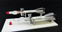 Ruská raketa R-27T AA-10 Alamo-B