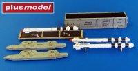 Raketa UZR-60 pro Mig -29