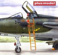 Žebřík pro F-105 B/D