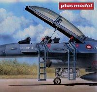 Žebřík pro F-16 B/D