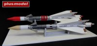 Russian missile R-40R AA-6 Acrid