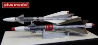Ruská raketa R-40T AA-6 Acrid