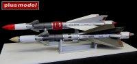 Ruská raketa R-40RD AA-6 Acrid