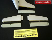Tail surfaces for C-123 Provider